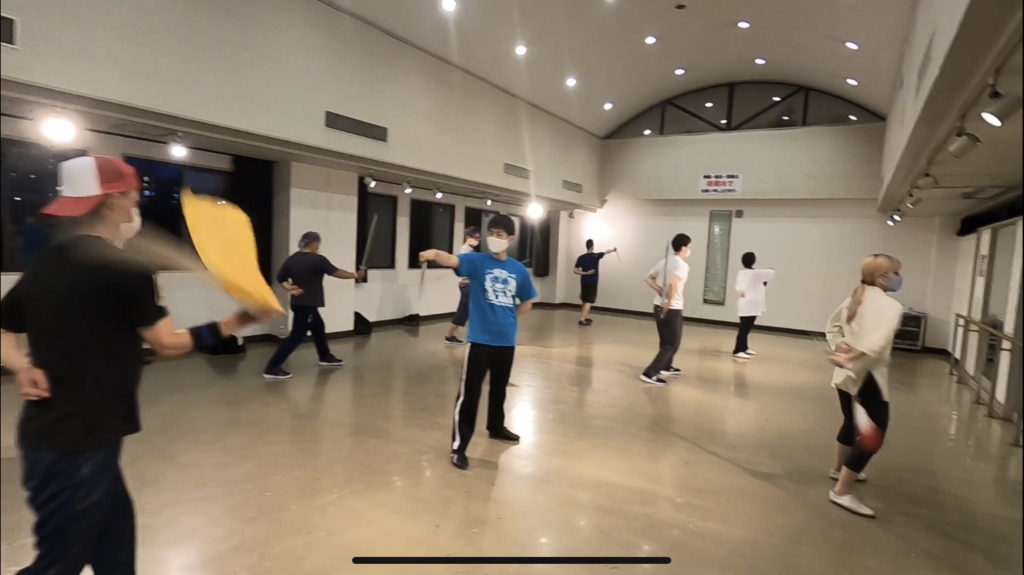 中華剣術セミナー
